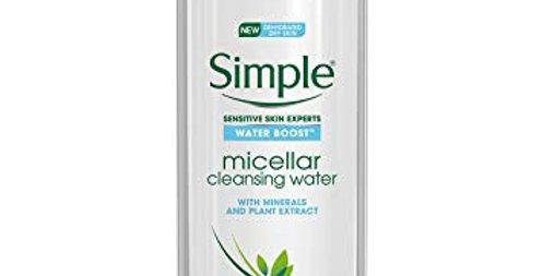 Simple Water Boost Micellar Cleansing Water 13.5 fl oz. / 400 ml
