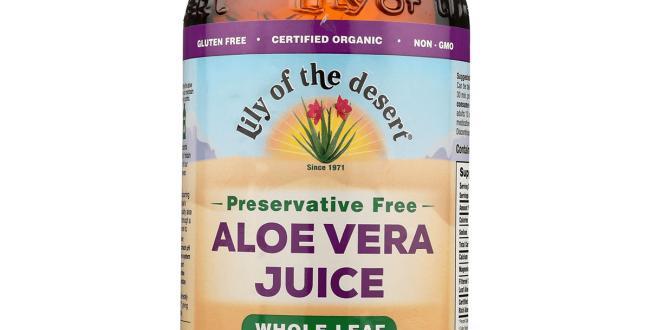 Lily of the Desert Aloe Vera Juice Inner Fillet - 32 fl oz(946ml)