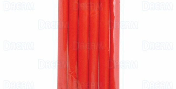 "Flexible Rods 7"" - Red"