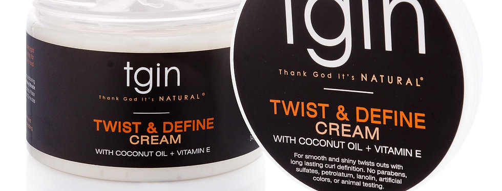 TGIN Twist & Define Cream – 12 oz.
