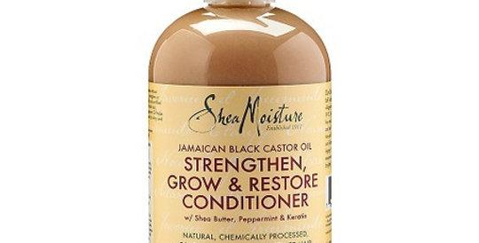 Shea M.Jamaican Black Castor Oil Strengthen, Grow & Restore Conditioner 13fl.oz.