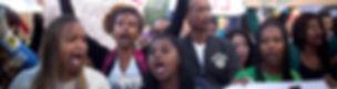 הפגנה נגד גזענות