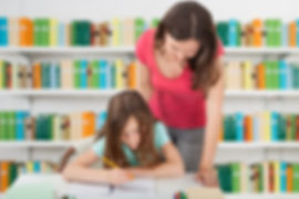 teaching school age kids stategies and techniques to get and stay organized