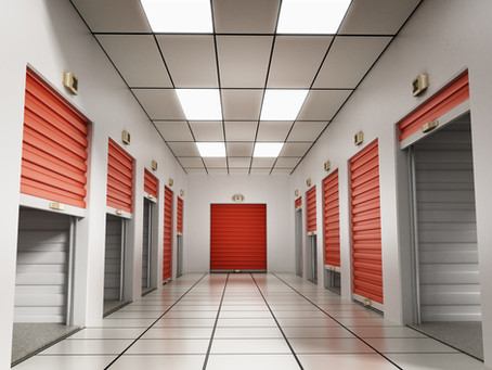 Self Storage and the Rise of STUFF!
