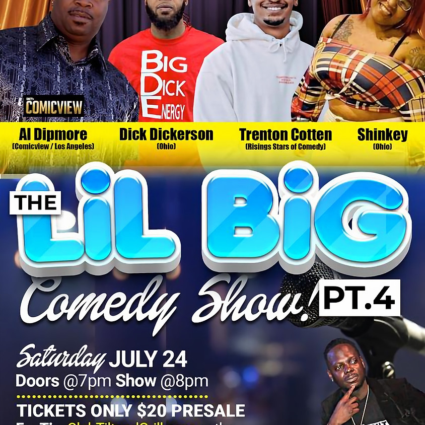 The Lil' Big Comedy Show!