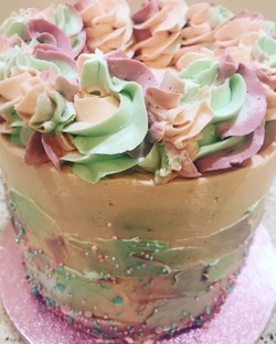 magical fairy cake
