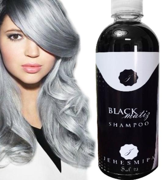 black shampoo promo