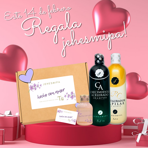 Regalo 14 Febrero / Kit Especial Listo Para Entregar !!