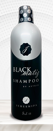 BLACK MATIZ SHAMPOO