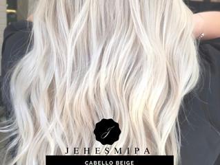 Lograr un beige en el cabello paso a paso