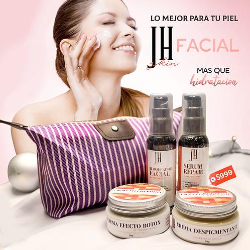 Kit JH Skin Facial