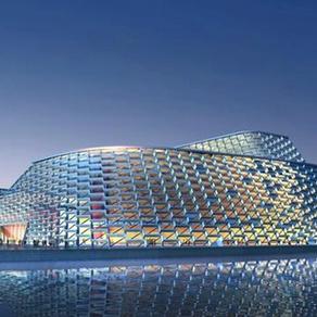 Concert in Ci Xi Concert hall