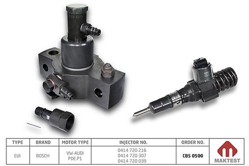 Adapter for VW, Audi, Seat, Skoda 720 Series