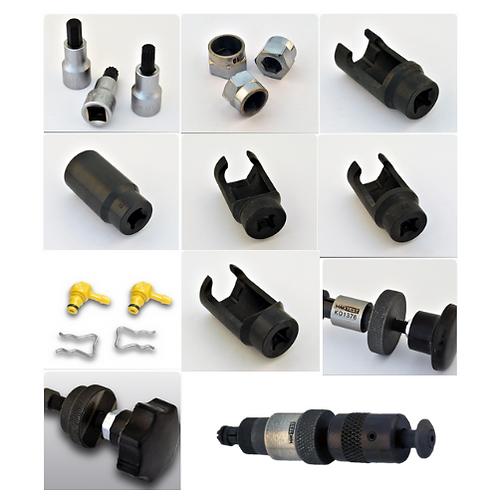 KO1382C Bosch CRI Injector Disassembly Tool Set