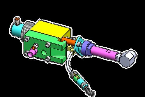 FORD 6.0 - 7.2 LT POWERSTROKE Test Bench Adapter