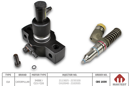 Adapter for Caterpillar 3406E / C15 / C16 / C18