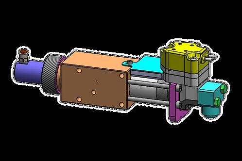 Caterpillar 3408E & 34122E Engines Test Bench Adapter