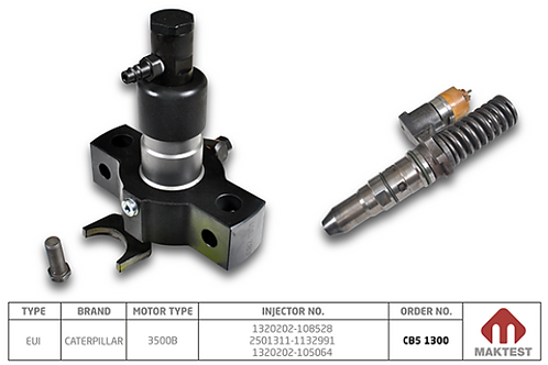 Adapter for Caterpillar Unit Injector for 3500E/3508/3512/3516/3520 820,