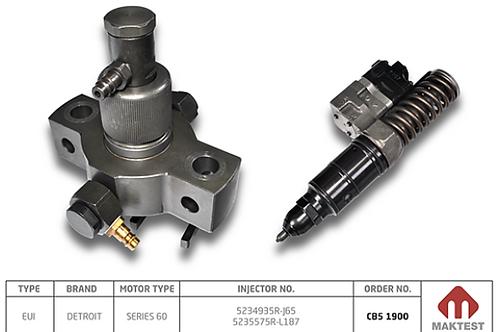 Adapter for Detroit Diesel Series 60