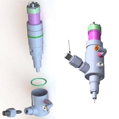 SCANIA - XPI CR Injector Fuel Sleeve