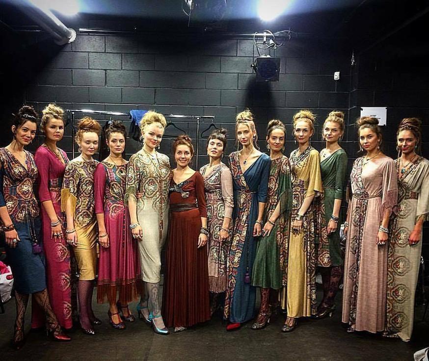 Tallinn Fashion Week'i backstage
