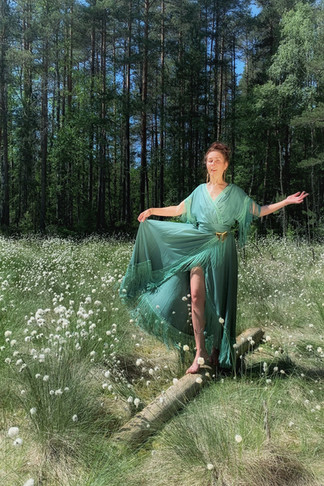 The Priestess of Magical Meadow