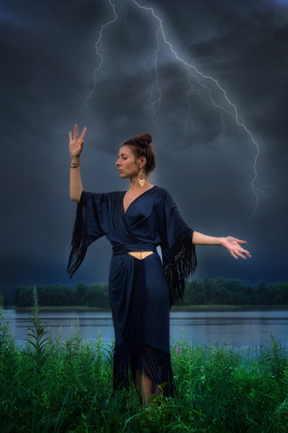 Lady Thunderstorm
