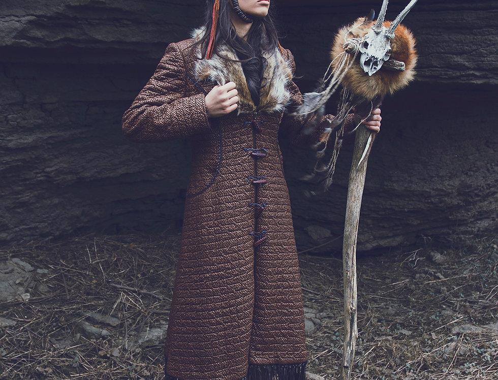 Forest Shaman Coat