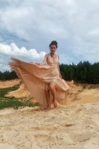 The Queen of Sand Dunes