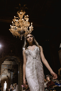 NYMF Hecate Goddess Dress at Milan Fashion Week 2020