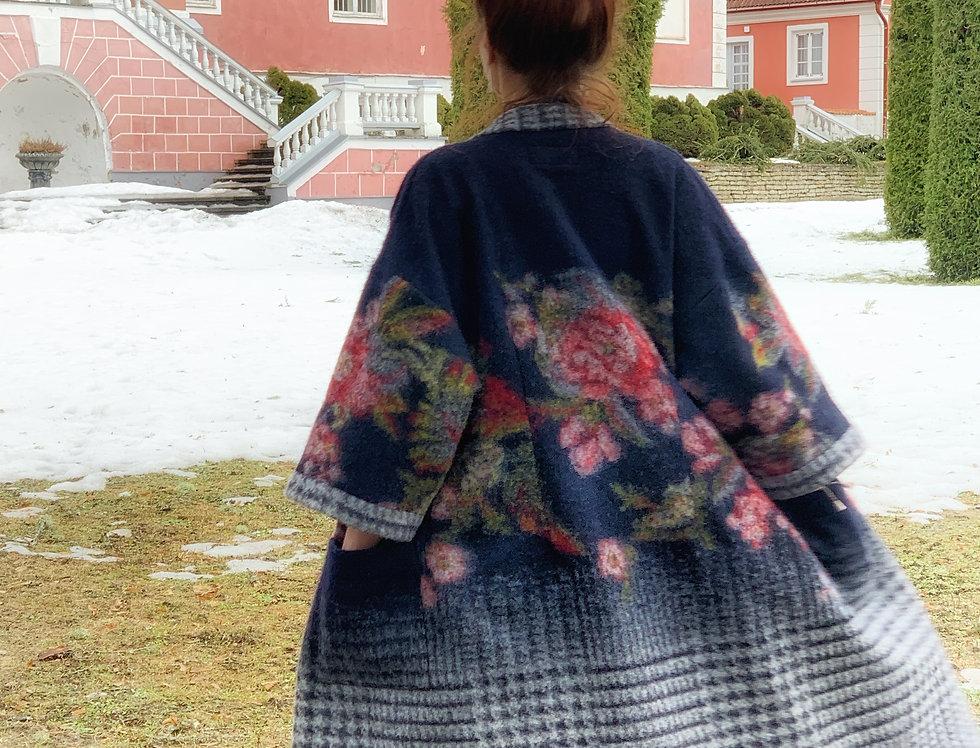 Kimono coat Romance