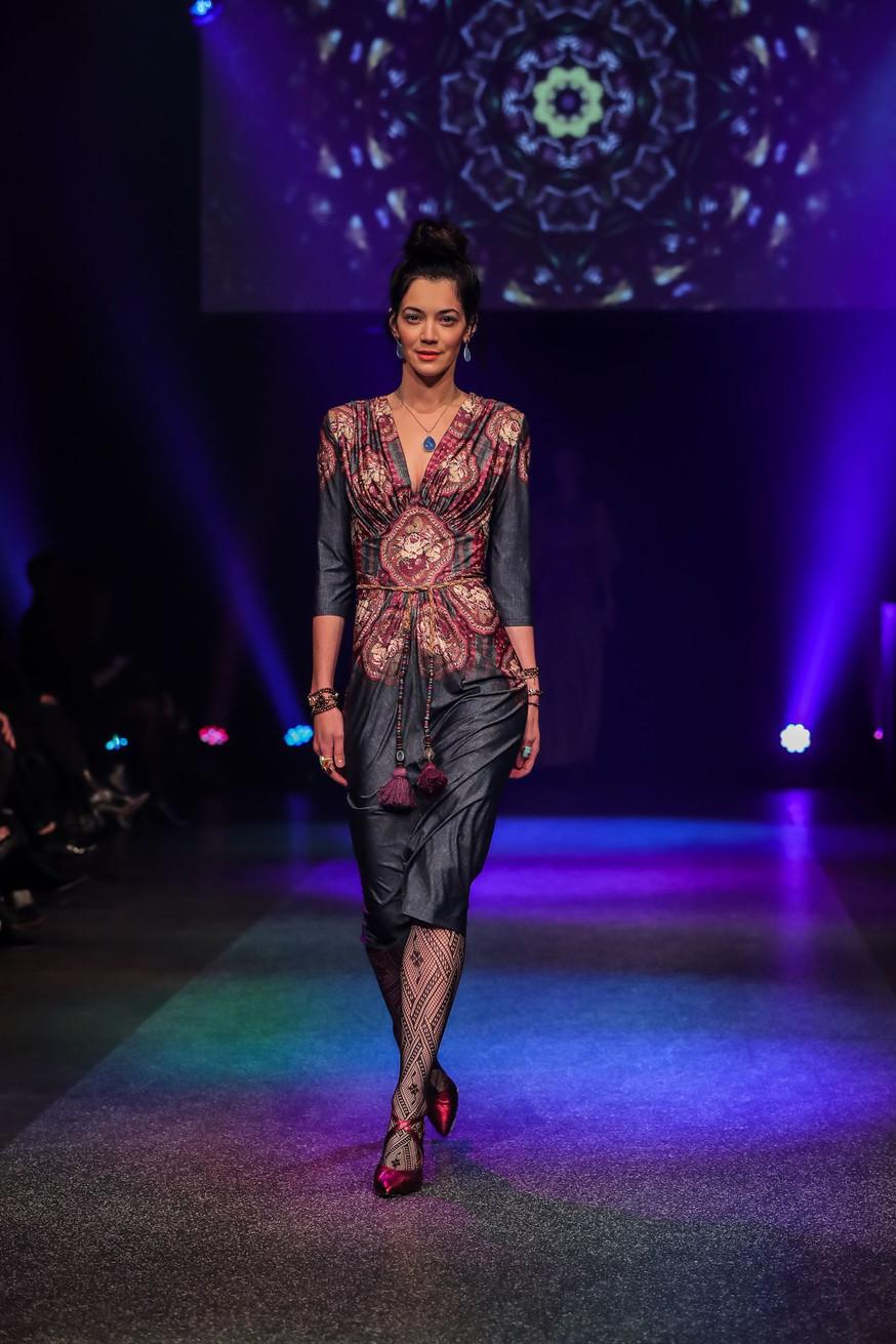 Paradiisi kollektsioon Tallinn Fashion Weekil