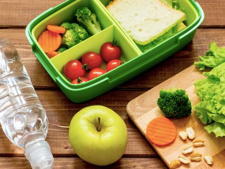 Ideas saludables para el almuerzo en el trabajo