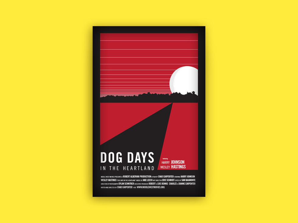 Dog Days in the Heartland Movie Poster