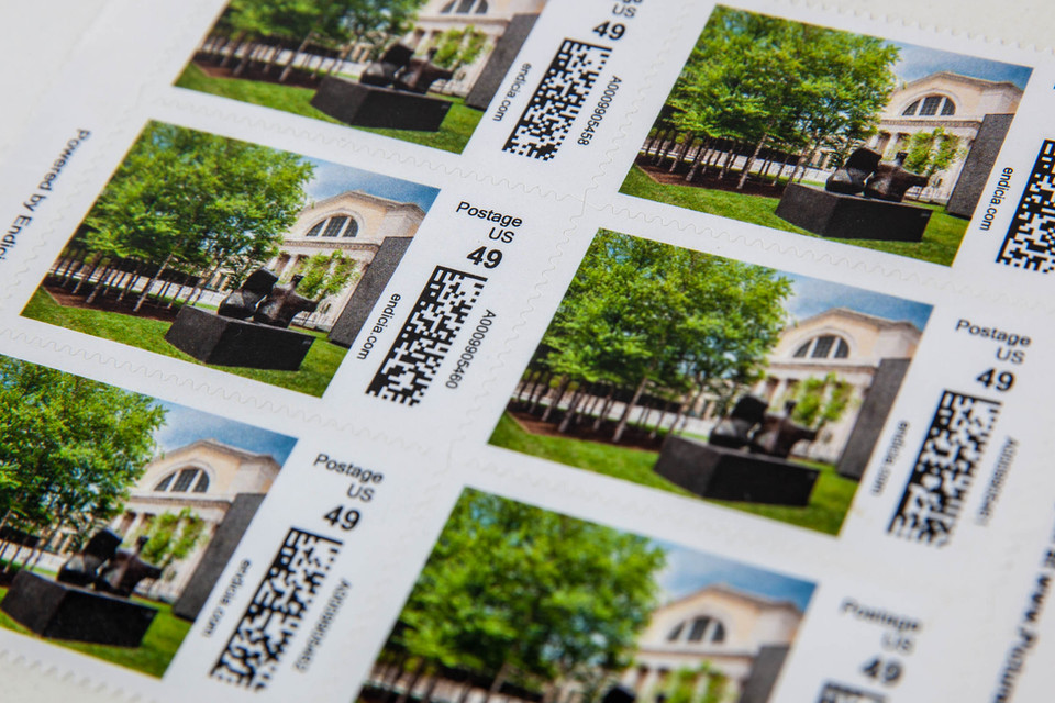 Photography for Stamps