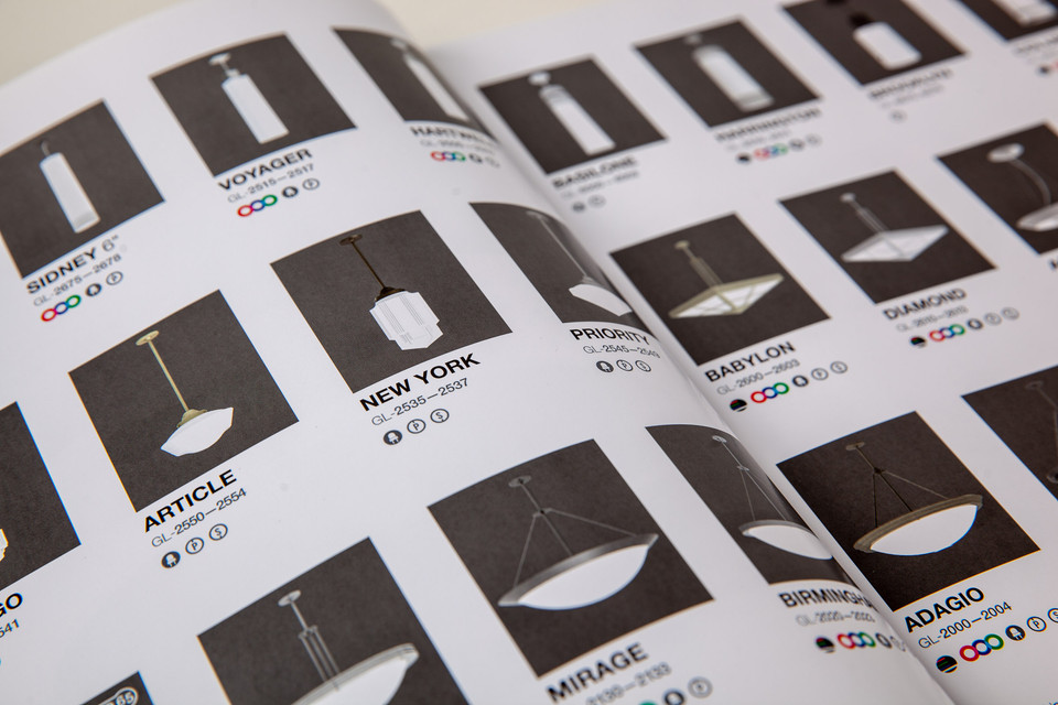 G Lighting Product Guide