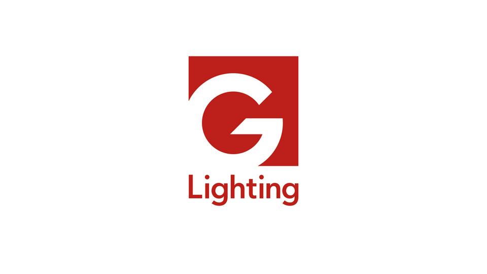 G Lighting logo animation