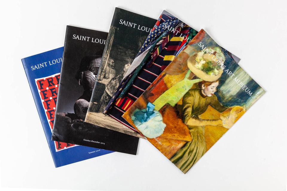 Saint Louis Art Museum Magazine