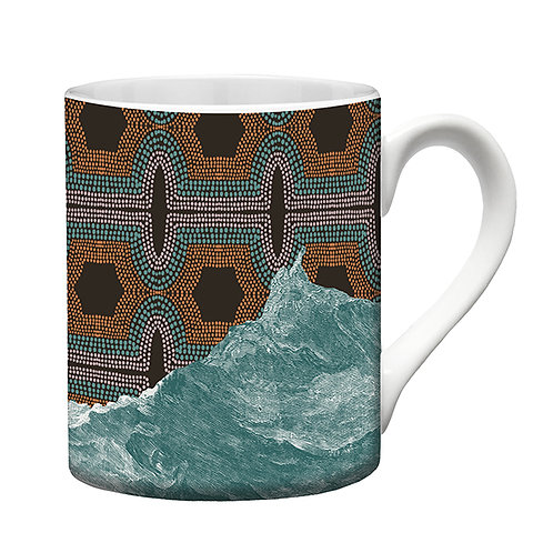 """Mermed"" mug"