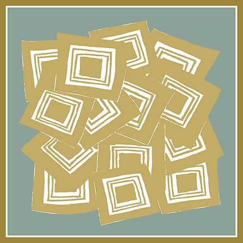 """Foulard """"Petits mouchoirs"""" en soie, 4 coloris, 2 tailles à partir de 79 euros"""