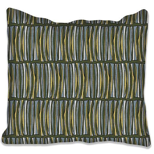 """Nagato"" cushion 50x50cm 4 supports 6 colors"