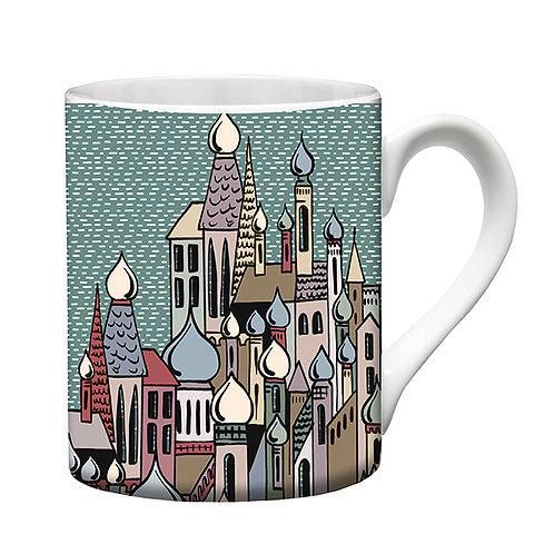 """""""Samarcande"""" mug exists in 2 colors"""