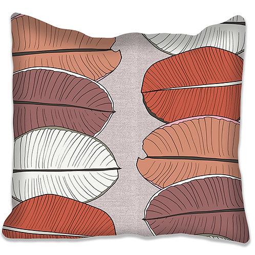 """Coussin """"Bali"""" 3 tailles,4 supports et 7 coloris. A partir de 75 euros"""
