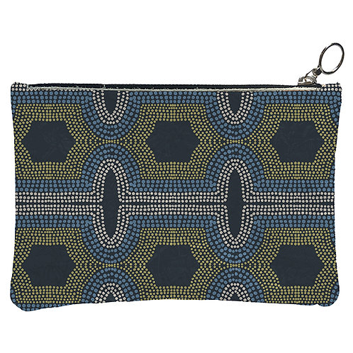 """""""Toko"""" pouch, 21x14 cm, 5 colors."""