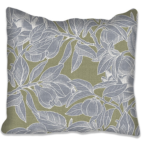 """Cushion """"Cléa"""", 4 colors, 3 sizes, 4 supports. From 75 euros"""