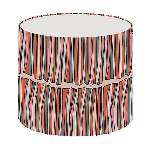 """Togo"" lampshade 3 colors, 2 sizes, 2 fixings."