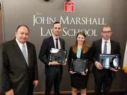 2018 Brief Award Winners