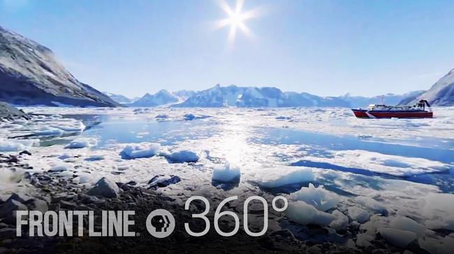 Greenland Melting
