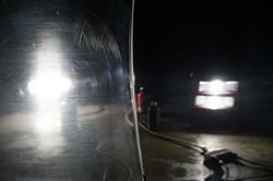 50/50 Shot - Polishing - Lexus IS-F