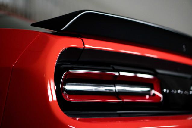 Dodge Challenger Hellcat Unleashed Auto Care Regina